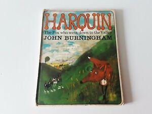Harquin Book By John Burningham