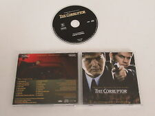 THE CORRUPTOR/SOUNDTRACK/CARTER BURWELL(CPC8-1068) CD ALBUM