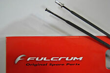 Raggio FULCRUM Red Metal 3 Ant.Sx/Post.Dx Black 267mm/SPOKE FULCRUM RED METAL 3
