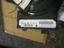 MERCEDES M CLASS W163 6 DISC MP3 09/98-08/05