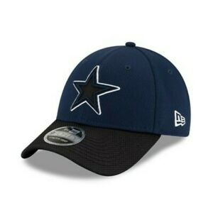 NEW ERA CAP. DALLAS COWBOYS NFL 9FORTY STRETCH SNAPBACK NAVY HAT