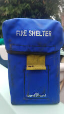 Anchor Industries Forest Fire Protection Shelter - New, sealed Free Ship!