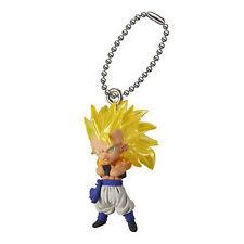 Dragon Ball Z DBZ THE BEST 10 Figure KeyChain Super Saiyan 3 Gotenks Bandai