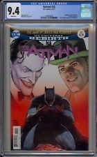 BATMAN #32 - CGC 9.4 - 1244806020