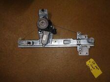 05-10 CHEVROLET COBALT RR REAR RIGHT SIDE POWER WINDOW REGULATOR W MOTOR B-50