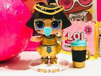 LoL Surprise BAMBOLA PHARAOH QUEEN CONFETTI POP DOLL HOLIDAY PRESENT CASA HOUSE
