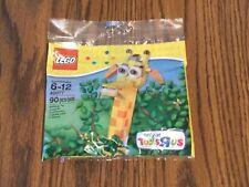 """Toys """"R"""" Us - Geoffrey the Giraffe 90pcs Lego 6-12"""