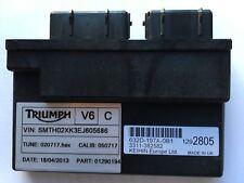 Triumph 1215 Trophy CDI Igniter Ignitor ECU ECM   *01290194*
