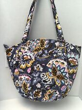 Vera Bradley CHARMONT MEADOW 🌺 Glenna 🌺 Shoulder Bag Tote Purse Floral Bee NWT