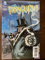Batman #23.3 - The New 52 - Lenticular 3D Penguin Cover - NM+ Combined Shipping!