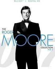 007 The Roger Moore Collection Vol 2 Bond Moonraker Octopussy Blu-ray View Kill