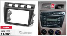 CARAV 11-361 2Din Marco Adaptador Kit Instalacion de Radio KIA Picanto 2004-2008