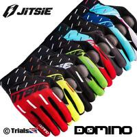 Jitsie Domino Race Fit Trials Gloves- Professional Offroad Standard