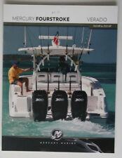 MERCURY FOURSTROKE Outboards 2012 brochure - English - Canada - ST1002000318