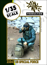 1/35 Scale Resin kit  Modern US Special Forces on Radio