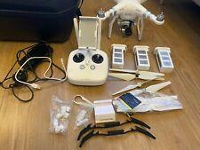 DJI Phantom 3 Advanced Drone - Incredible Bundle, 3 Batteries, Hard Case & Extra