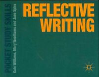 Reflective Writing by Kate Williams 9780230377257 | Brand New | Free UK Shipping