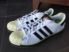 Adidas Superstar 60th Anniversary Rare Custom Sneaker Sz 14