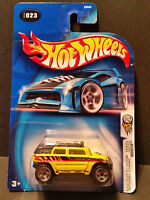 2004 Hot Wheels #023 First Editions 23/100 : Rockster Yellow - B3533
