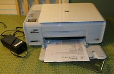 HP Photosmart C4385 All-in-One Color Ink-jet - Printer / Copier / Scanner