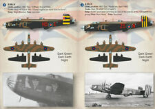 NEW Print Scale Decals 72201 1:72 Handley-Page Halifax Part 3