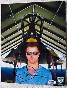 Movie Star Josh Duhamel Signed 8x10 Transformers Photo Auto PSA/DNA COA