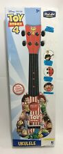 First Act Discovery Toy Story 4 Ukulele, Red - NEW