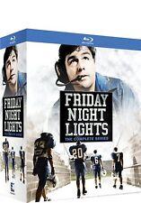 Friday Night Lights Complete Series Season 1-5 (1 2 3 4 5) NEW 13-DISC BLU-RAY