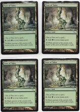 TREE of TALES X4  MAGIC Mtg MIRRODIN 2003 MINT/NEAR MINT (M/NM)