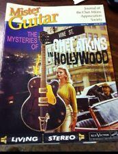 Mister Guitar Issue 74, June 2010, Journal Of Chet Atkins Appreciation Society