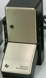 Texas Instuments Ti-99/4a Speech Synthesizer