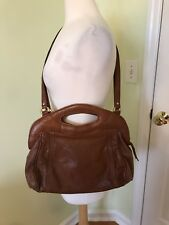 Leather Products Made By Botswana Purse Vintage Leather Works vtg handbag brown