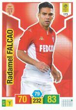 173 RADAMEL FALCAO # COLOMBIA AS.MONACO CARD ADRENALYN LIGUE 1 2020 PANINI