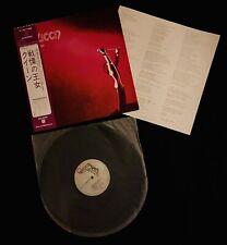 Queen Album Japan P-10118E Lp With Obi And Insert