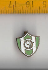 Vintage enamel unknown ARGENTINA ? Football Club brooch pin badge Logo