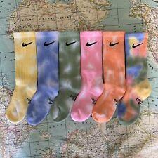 All Sizes & Colours Available FORÉT x Nike Tie Dye Socks  MARBLE