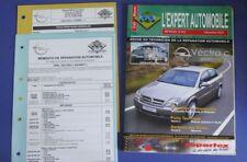 Revue technique l'expert automobile 423 Opel vectra C 03/2002-> essence & diesel