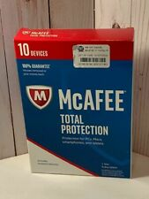 McAFEE Total Protection for PCs, Macs,smartphones, and tablets