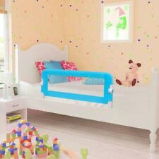 Toddler Safety Bed Rail 102x42cm Blue Baby Kids Protective Guard Gate C6P9
