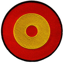Parche Ejército Aire España Spanish Air Force patch. Military Army Roundel Spain