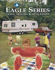 Travel Trailer Brochure - Jayco - Eagle series - Fifth Wheels - 1996 (MH81)