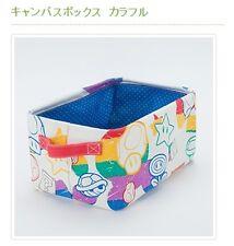 Canvas Box Colorful Club Nintendo JAPAN NEW