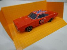 DODGE CHARGER GENERAL LEE DUKES OF HAZZARD 1/43 Amazing scale model Argentina