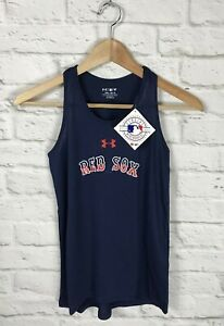 NEW Boston Red Sox Under Armour Youth Tank Size Youth Medium