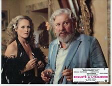 URSULA ANDRESS PETER USTINOV DOUBLE MURDER 1977 VINTAGE  LOBBY CARD #2