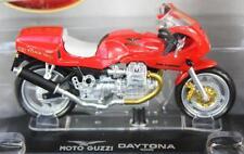 MOTO GUZZI DAYTONA 1000 MOTORCYCLE 1:24 MG STARLINE HACHETTE RED NEW MODEL
