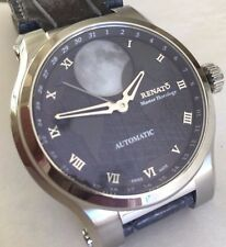 Renato Master Horologe Moonphase Automatic Watch