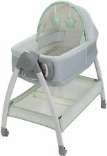 Graco | Dream Suite | Bassinet | 30 Lbs Limit | Locking Wheels | Mason One Size