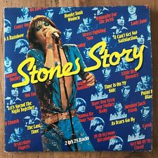 THE ROLLING STONES - STONES STORY  - 2 LP