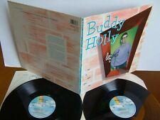 Buddy Holly - Legend  MCMD 7003 UK 2LP 1stP  1985  MCA  20 Tracks